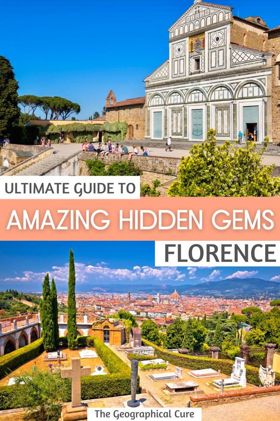 ultimate guide to amazing hidden gems and secret spots in Florence Italy