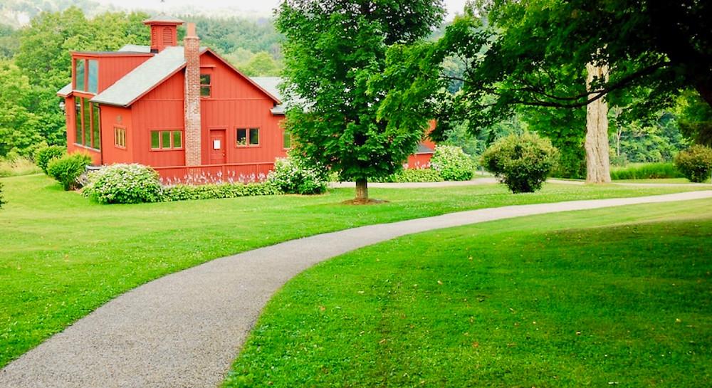the Norman Rockwell Museum in Stockbridge Massachusetts