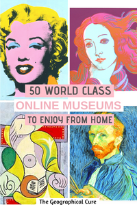 50 World Class Museums To Enjoy Online At Home
