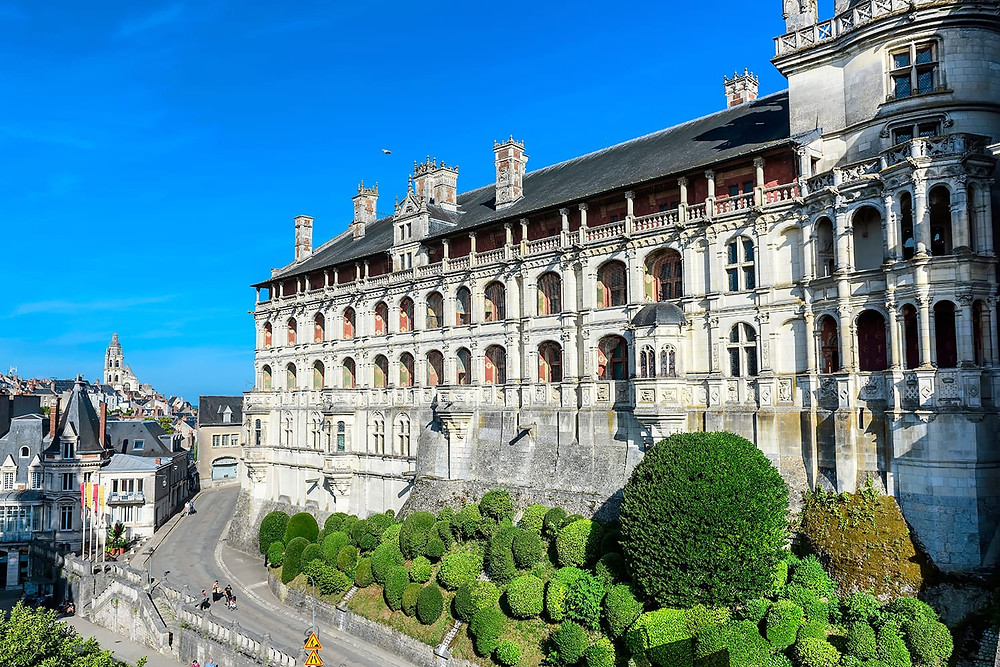 Chateau Blois