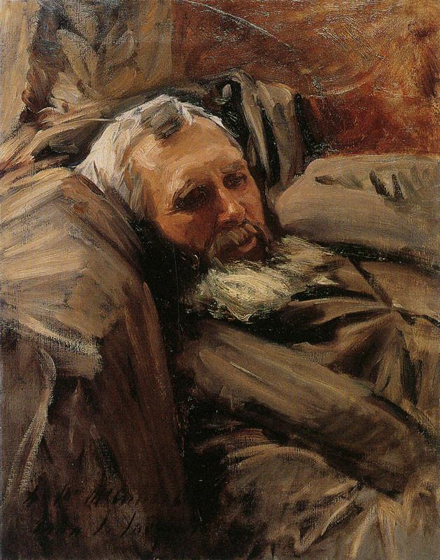 John Singer Sargent, George McCullough, 1901