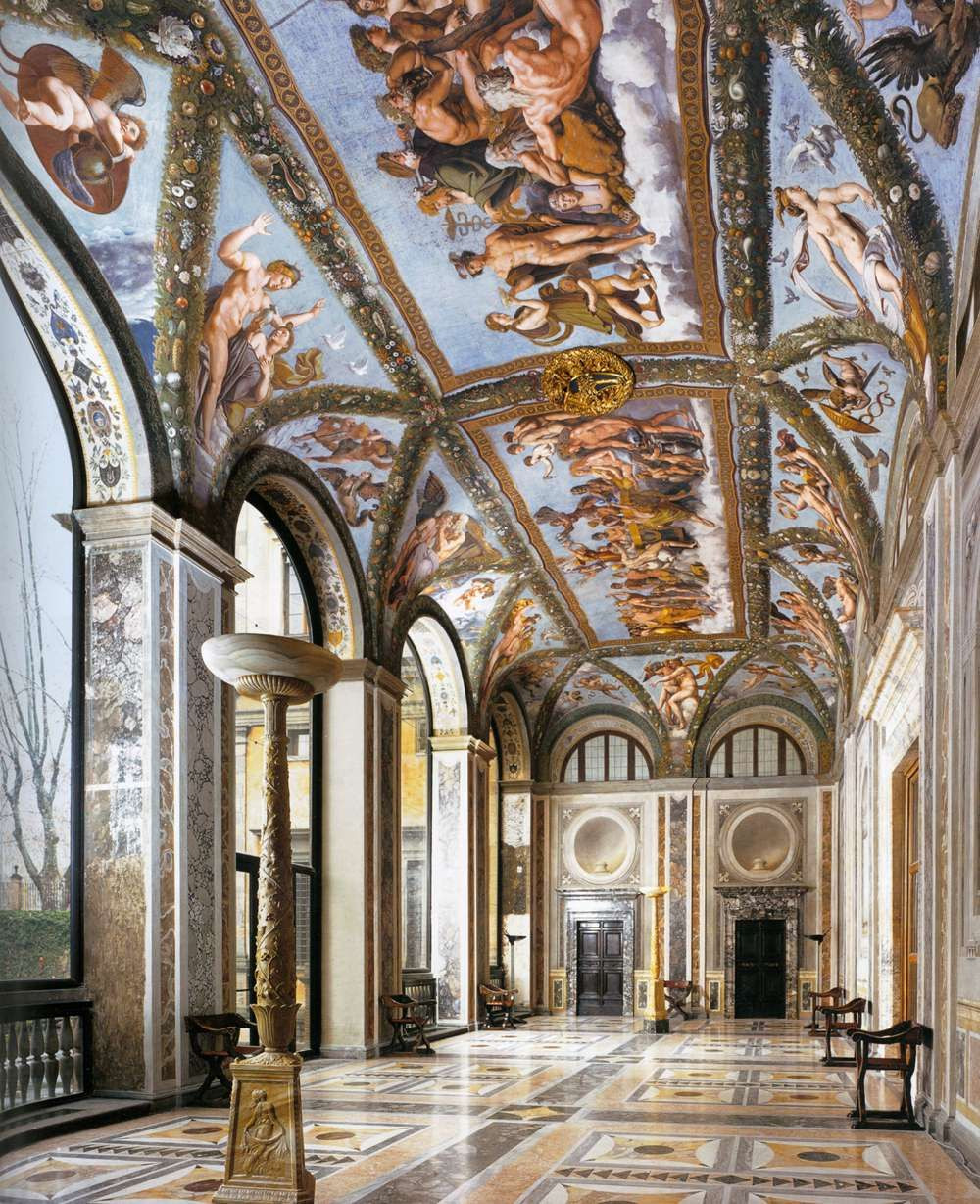 Hall of Cupid and Psyche