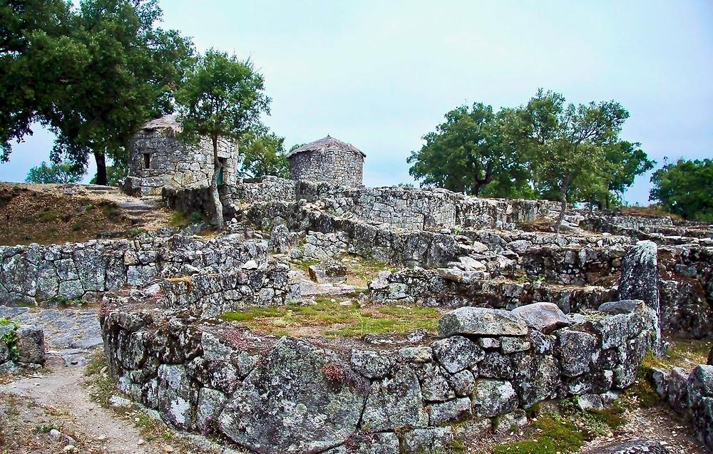 the archaeological site of Citânia de Briteiros