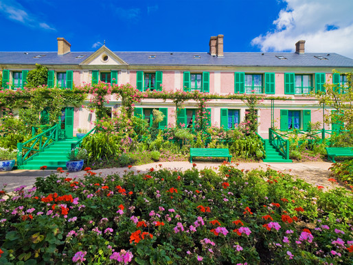Guide to Monet's Giverny, His Impressionistic Garden Masterpiece