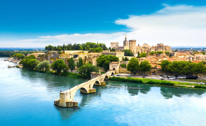 Avignon in rovence