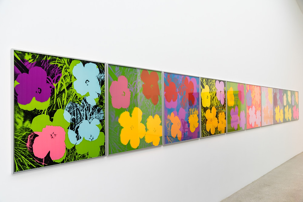 Andy Warhol Paintings At Mumok Museum Of Modern Arts