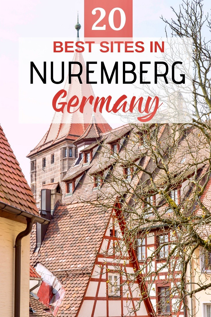 20 Best Sites in Nuremberg Germany, from unmissable attractions to hidden gems