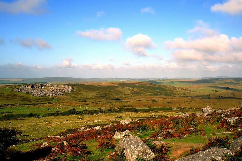 Bodwin Moor in Cornwall, not far form Port Issac