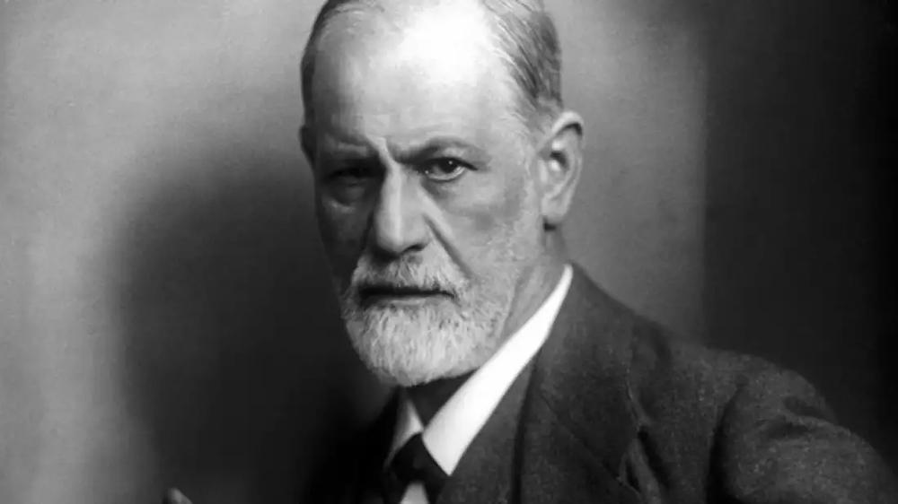 photograph off Sigmund Freud