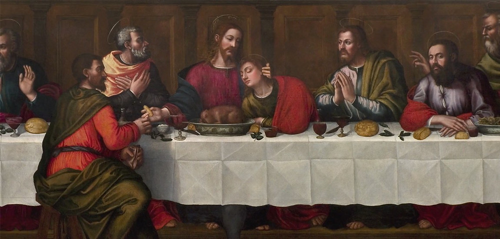 Plautilla Nelli, The Last Supper, 1495-98