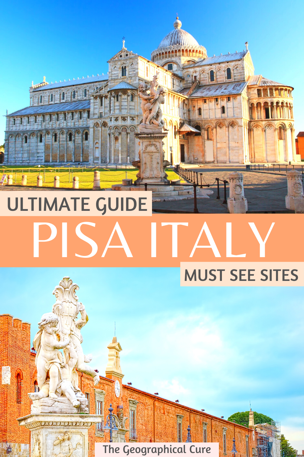 Ultimate Guide To Pisa Italy: Every Must See historic Site