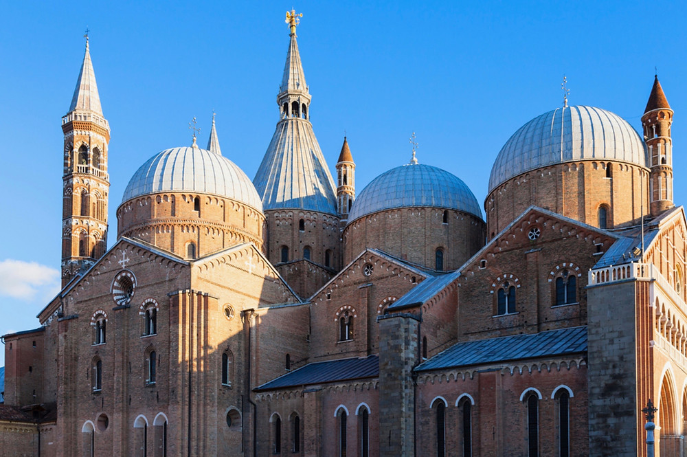 Padua's Basilica of St. Anthony in Padua