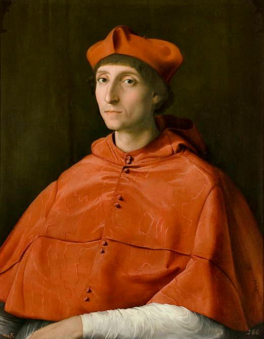 Raphael, The Cardinal, 1510