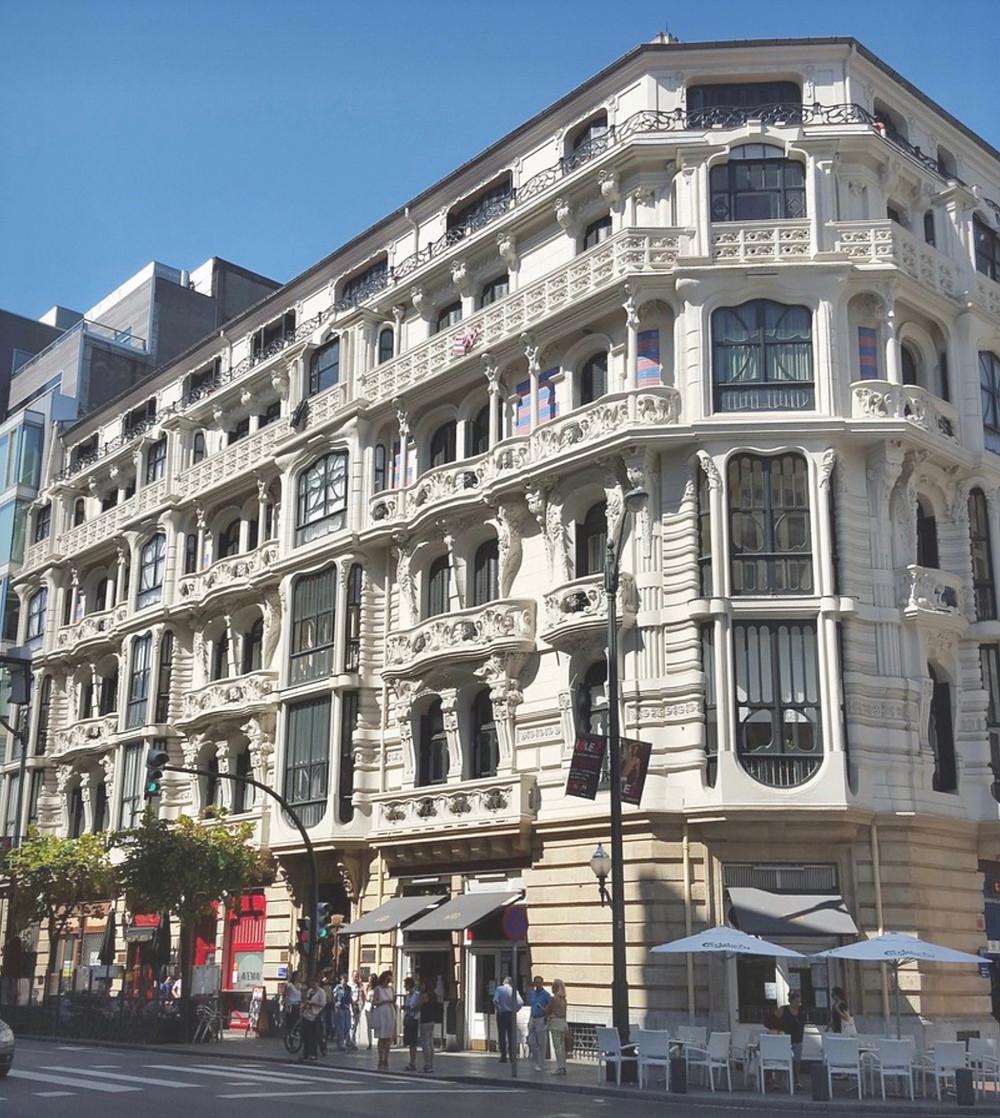 Casa Montera in Bilbao