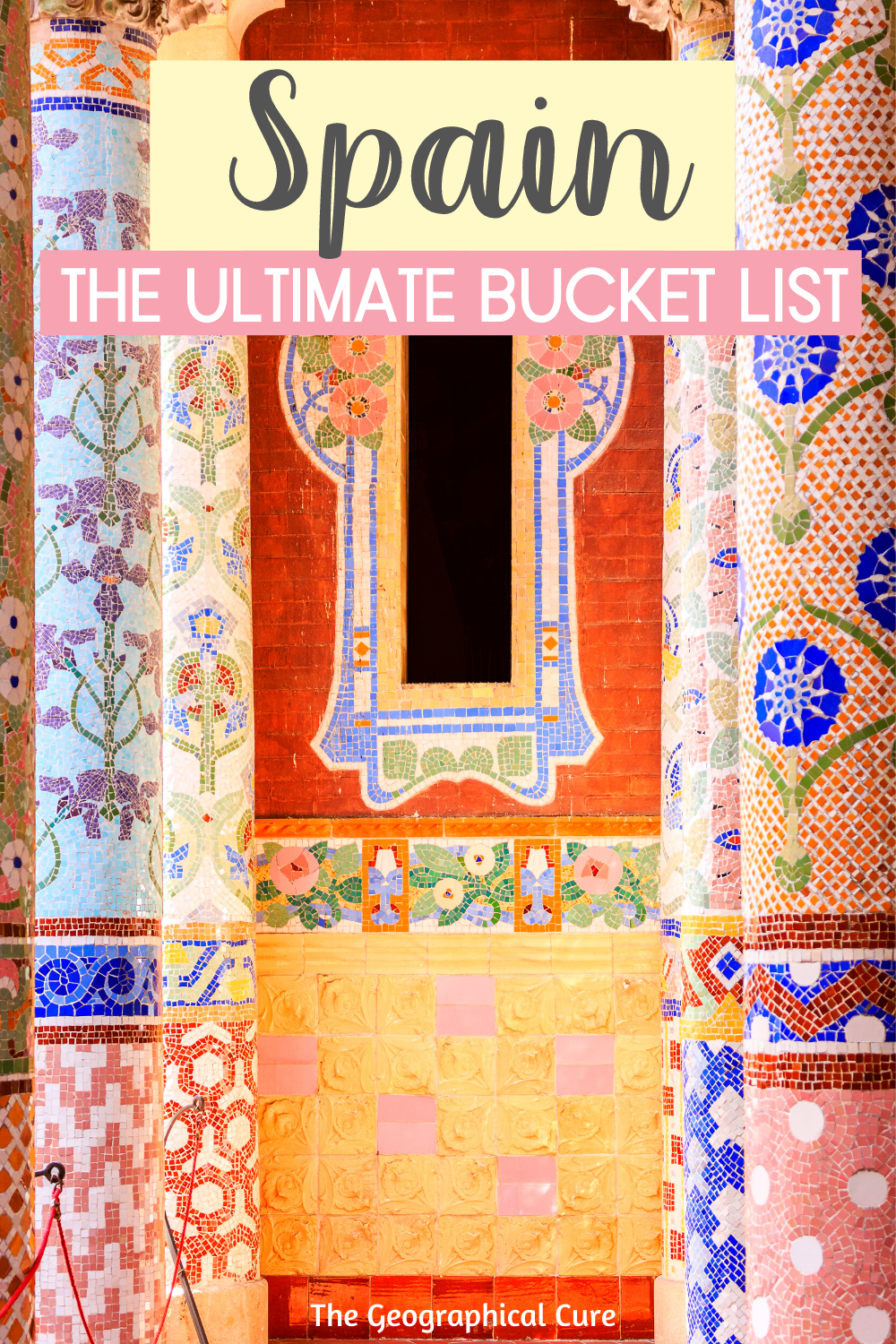The Ultimate Bucket List for Spain