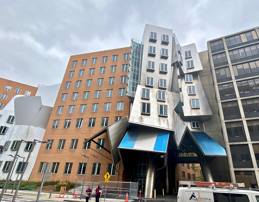the Ray & Maria Stata Center