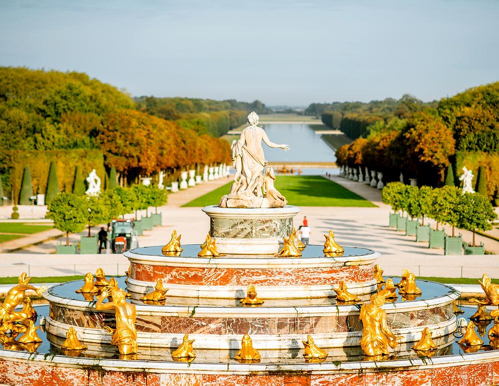 Latona's Fountain