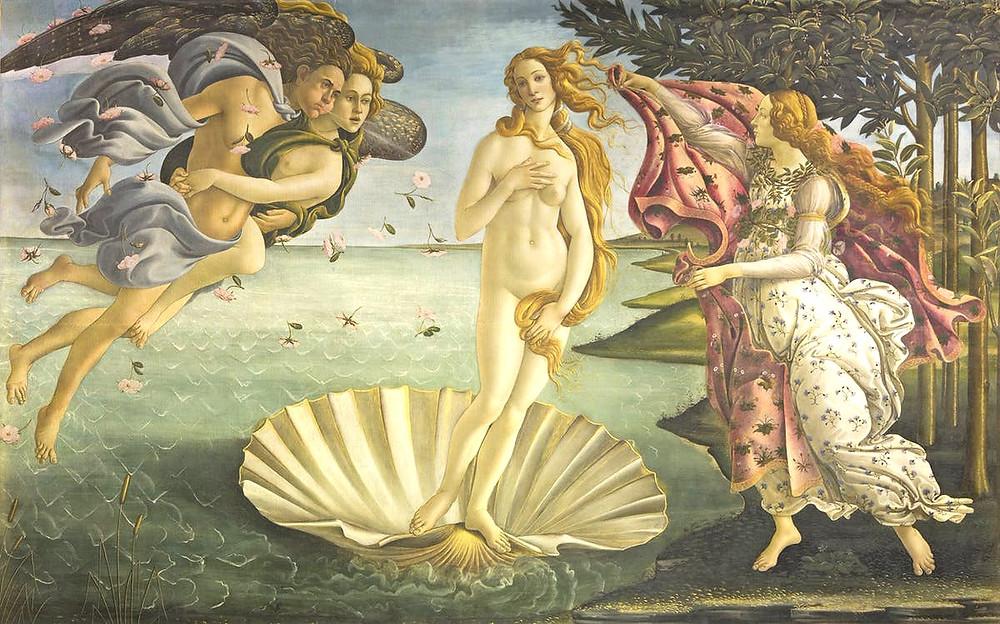 Sandro Botticelli, Birth of Venice