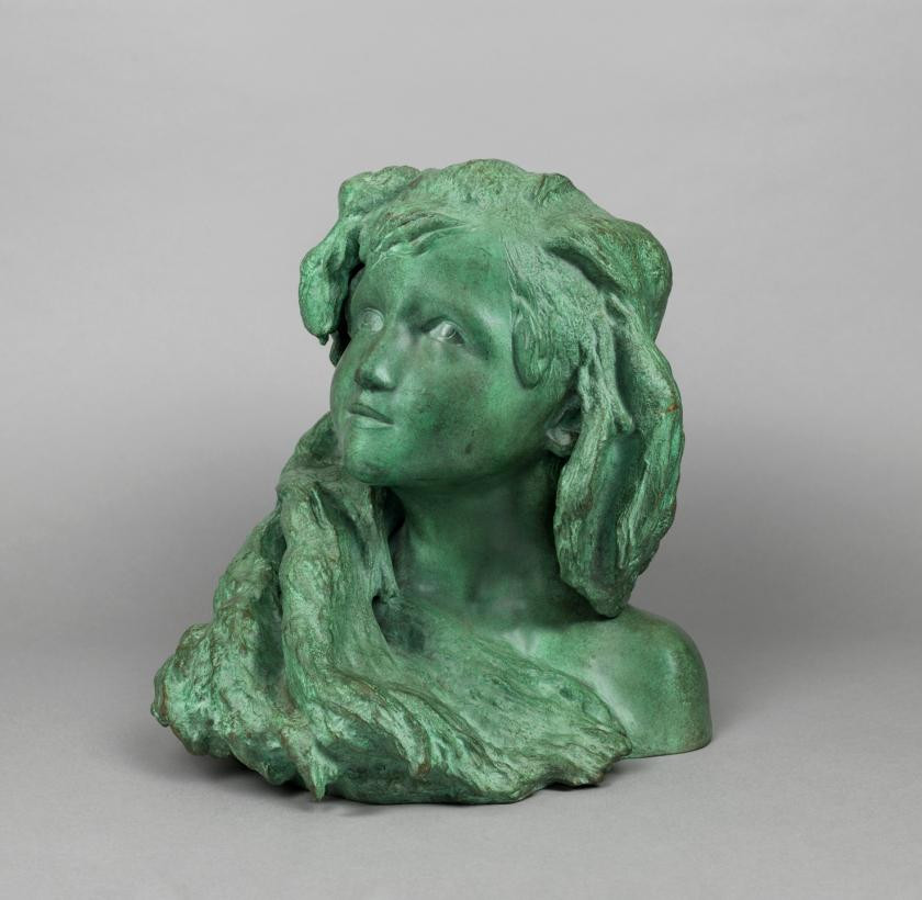Camille Claudel Aurora, circa 1900-08 at the Camille Claudel Museum