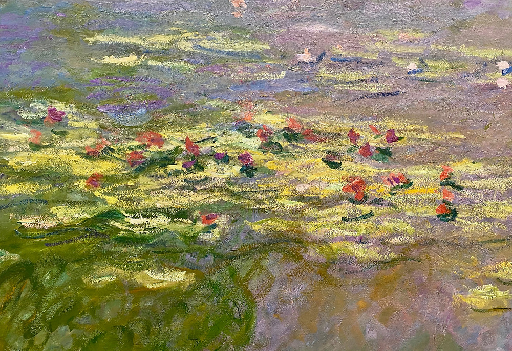 Claude Monet, Water Lilies, 1915-26