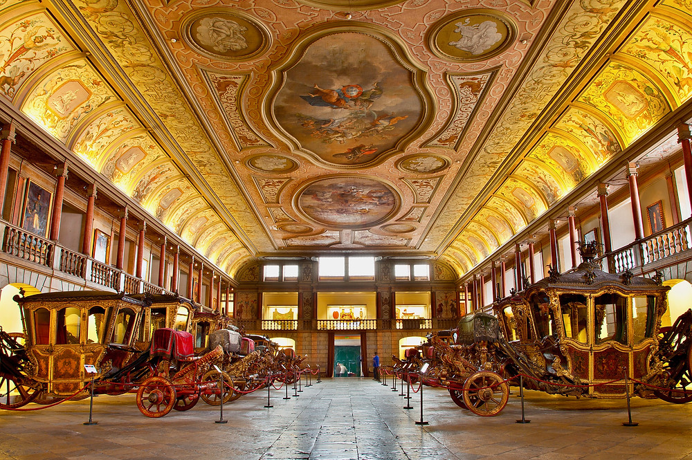 the National Coach Museum in Belem