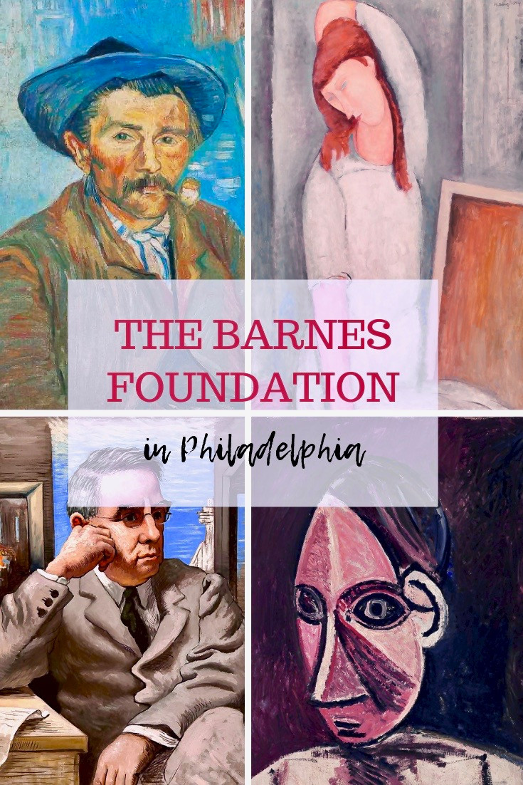 The Barnes Foundation in Philadelphia