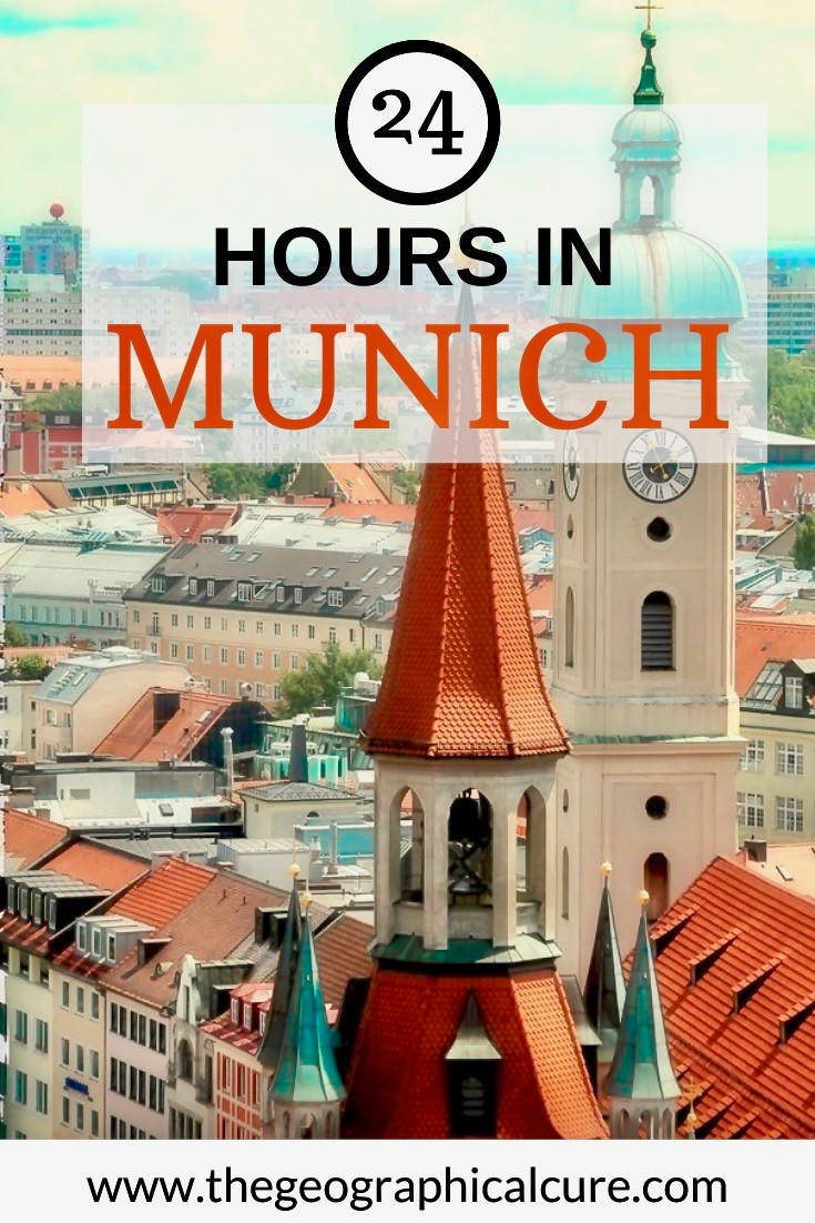 How To Spend An Epic 24 Hours in Munich, with tips for finding all the best things to do in Munich