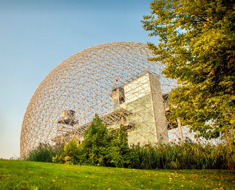 dome of the Biosphere