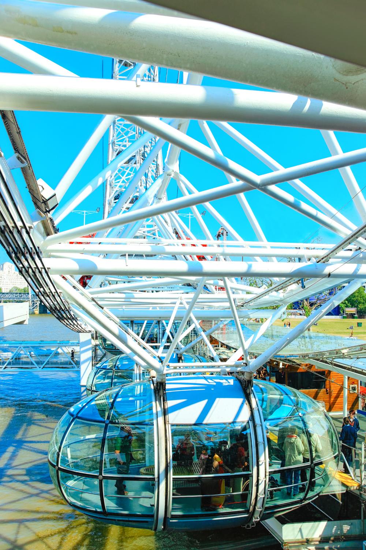 London Eye, a tourist trap to skip in London