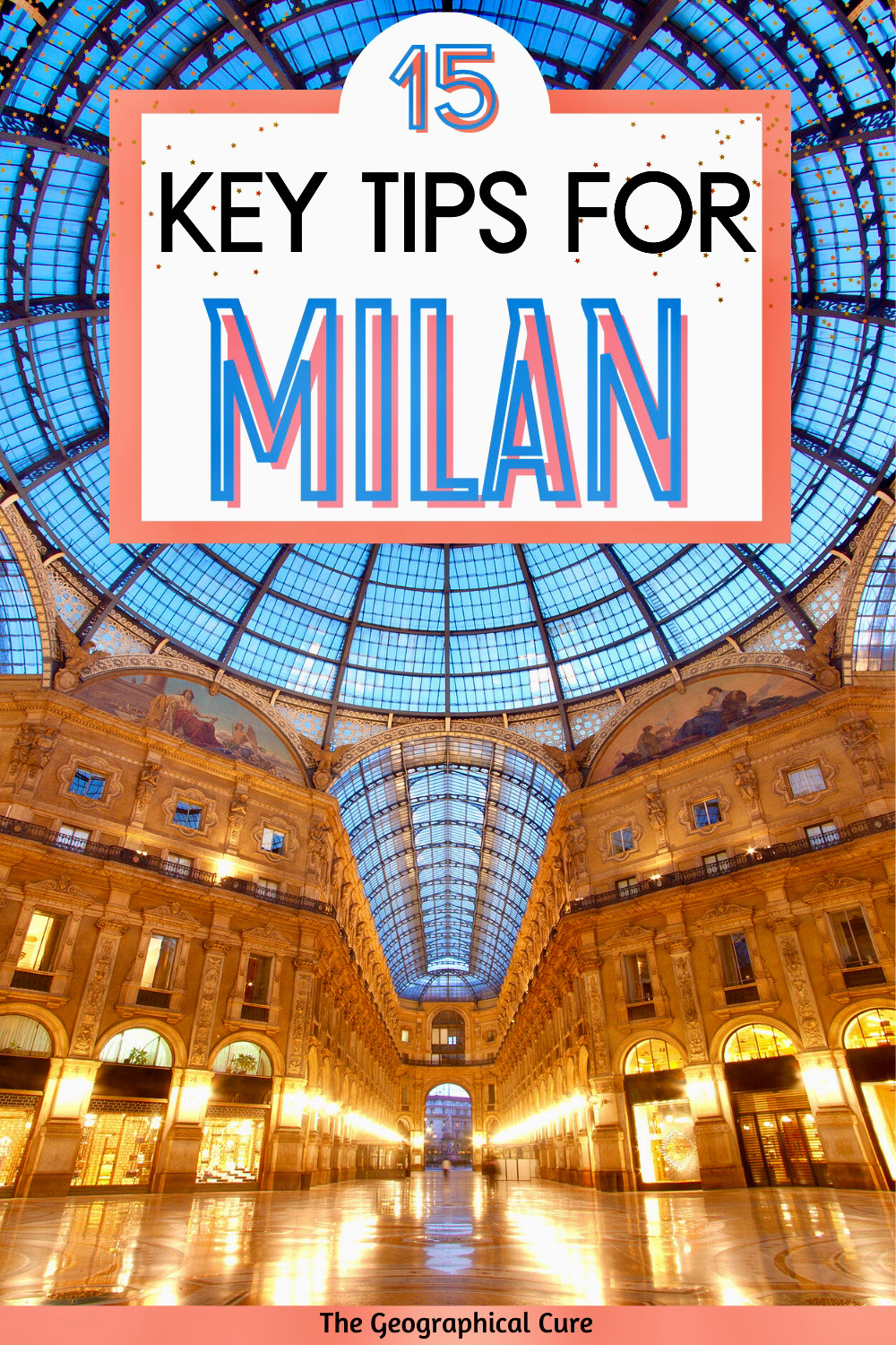 things to know before visiting Milan Italy