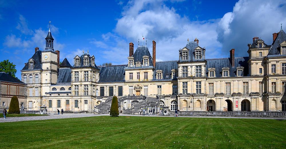 Chateau de Fontainbleau