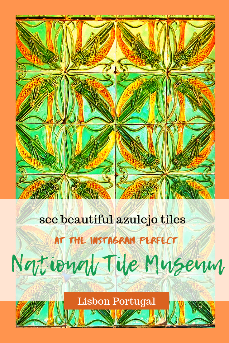 Lisbon's National Tile Museum