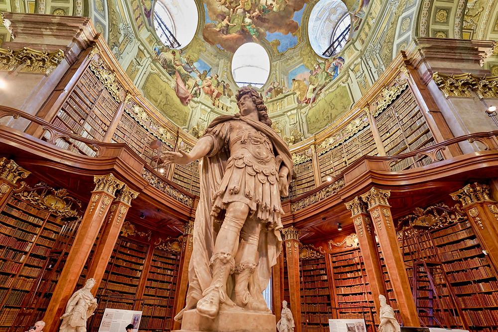 sculpture of Charles VI