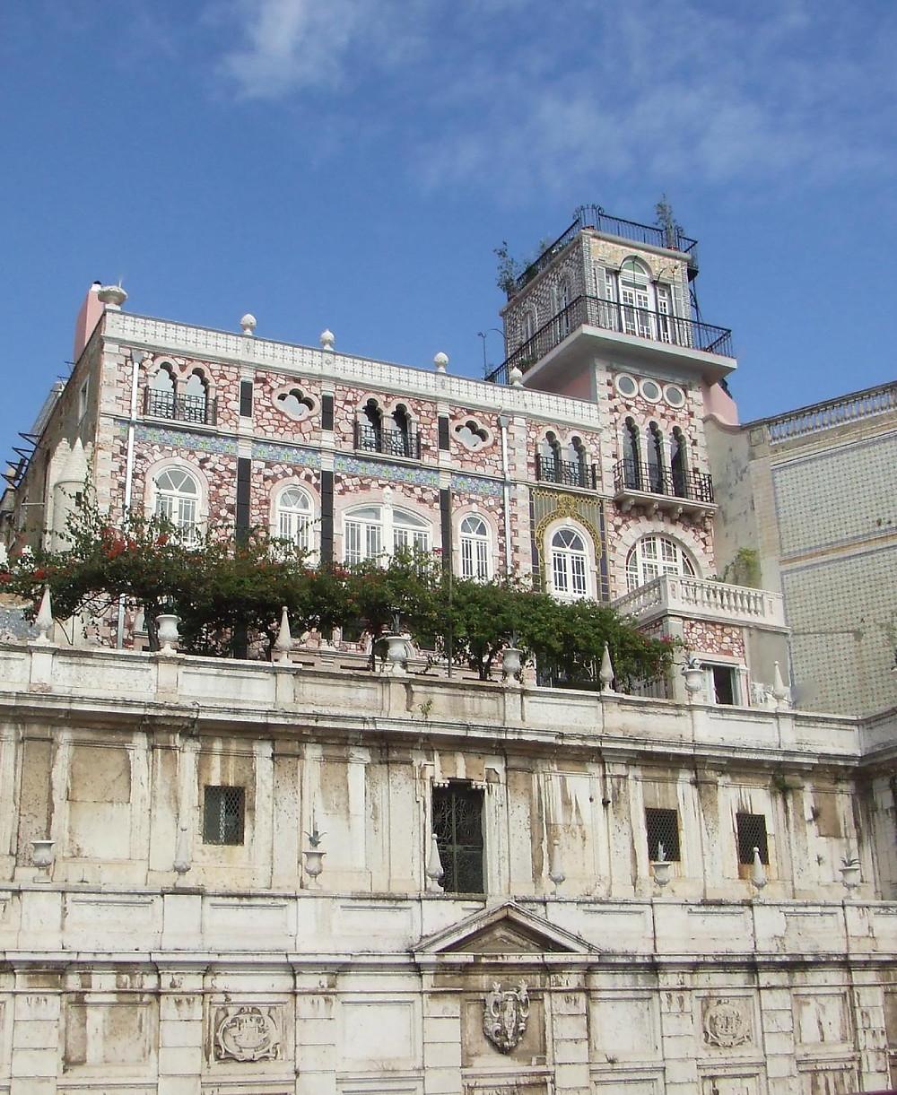 Palacete Chafarix d'El Rei