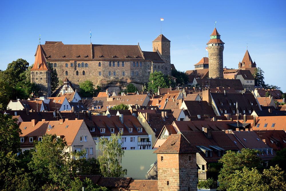 Nuremberg Castle, an unmissable site in Nuremberg and one of Germany's greatest castles