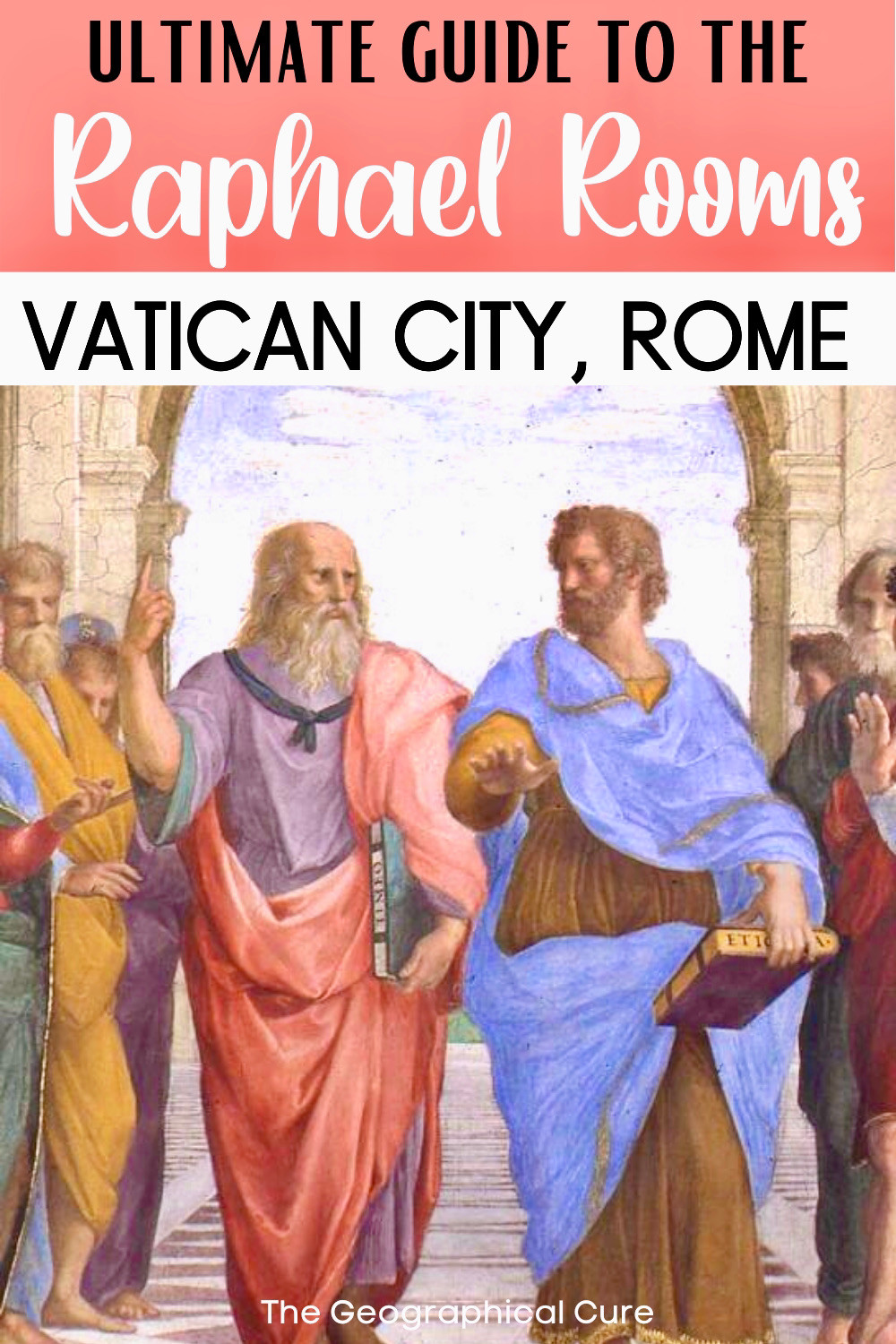 guide to the Raphael Rooms in the Vatican Museums