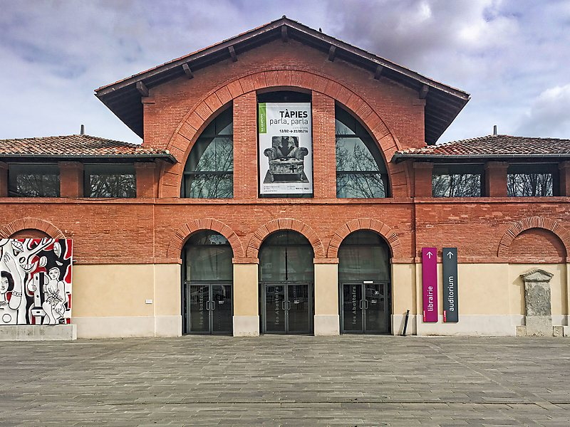 Les Abattoirs, a modern art museum in Toulouse France