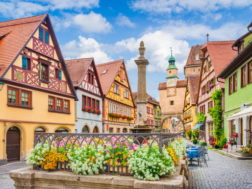 A 10 Day Itinerary for Bavaria Germany