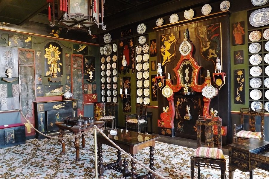 the Chinese Room in the Victor Hugo Museum