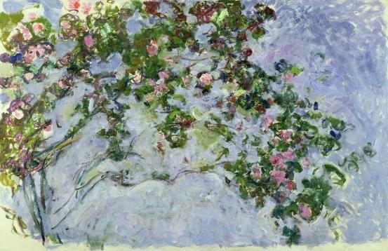 Monet, Roses, 1925-26