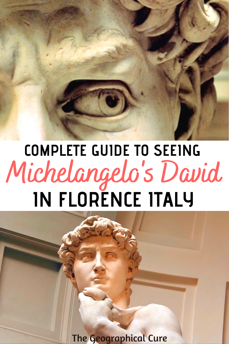 Complete Guide To Seeing Michelangelo's David in Florence