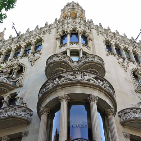 Barcelona's Mulberry Mansion: Casa Lleó Morera