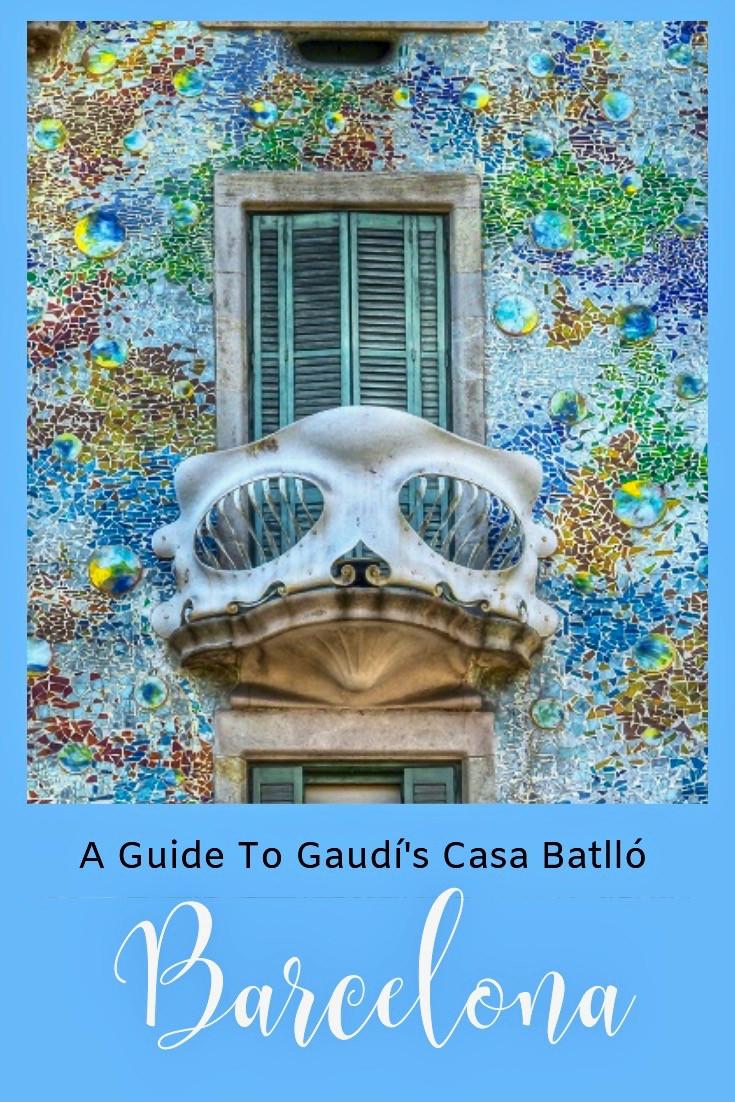 A Guide To Surreal Gaudi's Casa Batlló