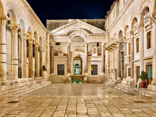 """Guide To Diocletian's Palace: a """"Living Museum"""" in Split Croatia"""