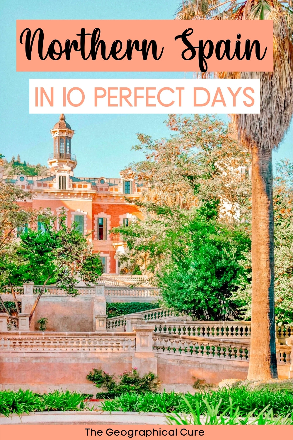 10 Day Itinerary for Northern Spain: Barcelona to Bilbao