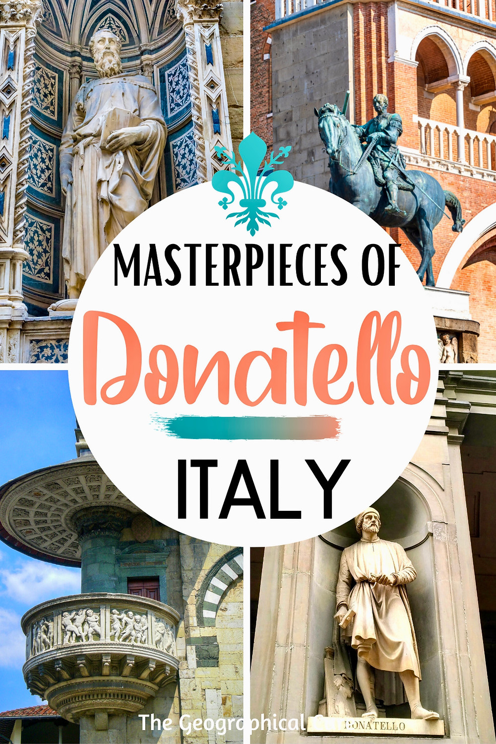 ultimate guide to the masterpieces of Donatello in Italy