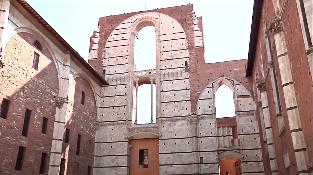 the Facciati viewing terrace