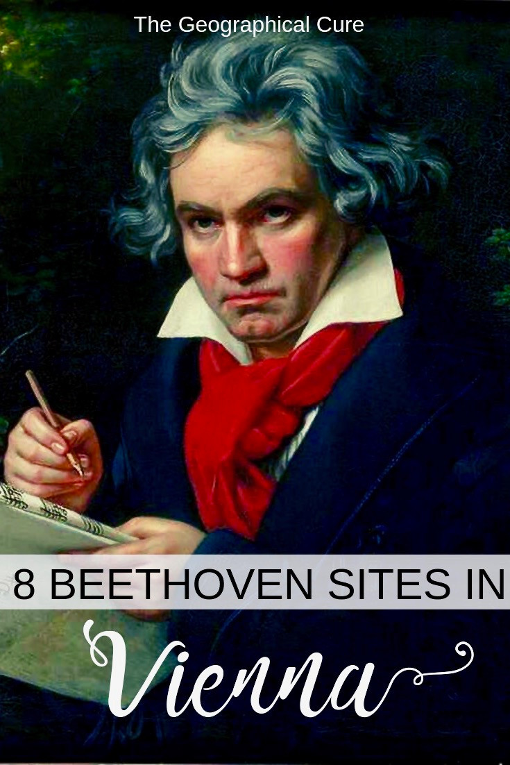 8 Beethoven Sites in Vienna Austria