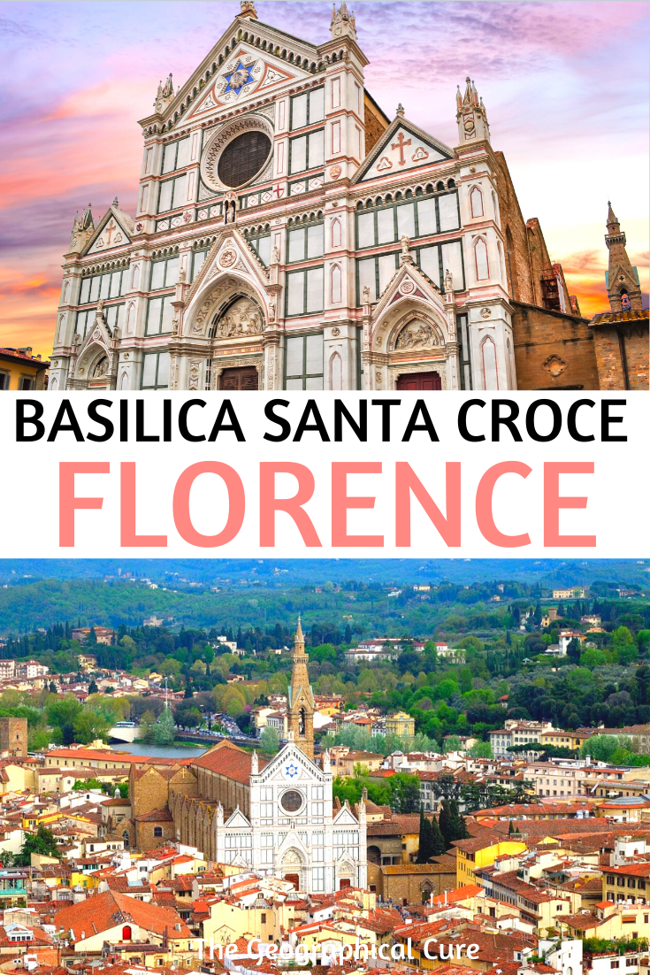 Guide to Visiting the Basilica of Santa Croce in Florence Italy