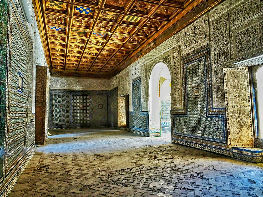 The Praetor's Room in Casa de Pilatos